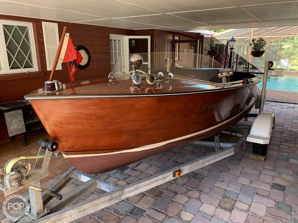 Chris-Craft 17 Sportsman 1957 Chris-Craft Runabout for sale in Nokomis, FL