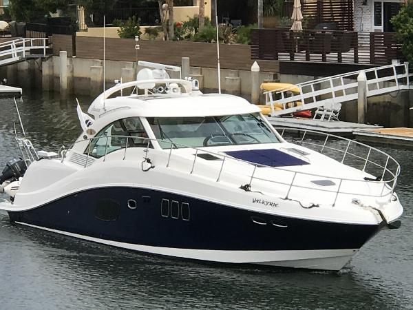 Sea Ray 55 Sundancer