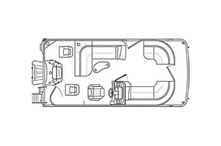 Bennington 20 SSNPX 2T