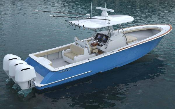 Valhalla Boatworks V-37 ON ORDER