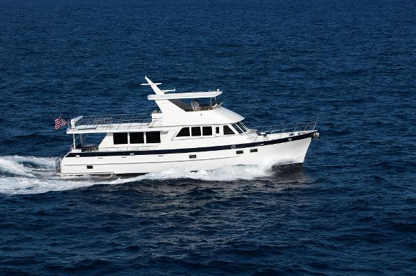 Alaskan FLUSHDECK M/Y 70' Alaskan Motor Yacht