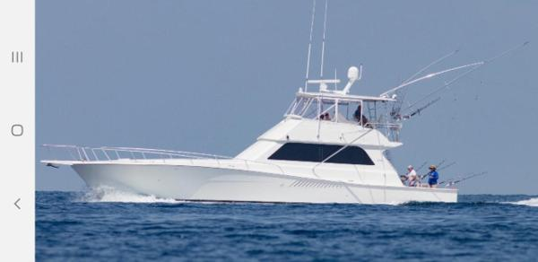 Viking 58 Convertible