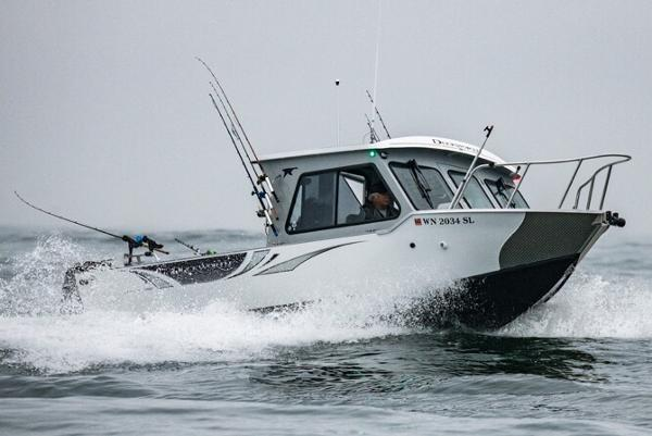 Duckworth 22 Pacific Pro Manufacturer Provided Image