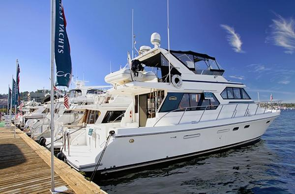 Symbol Yachts 57 Pilothouse