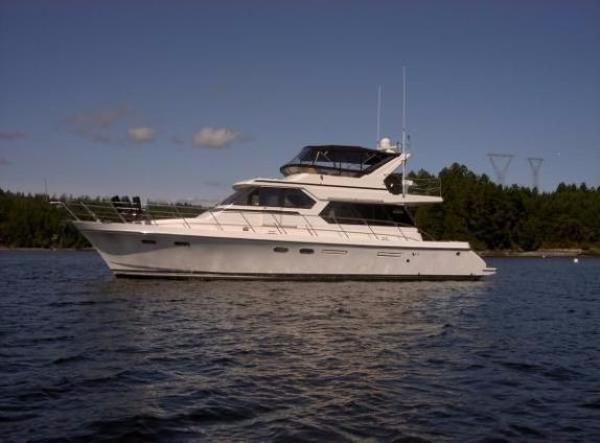 Symbol Yachts 57 Pilothouse