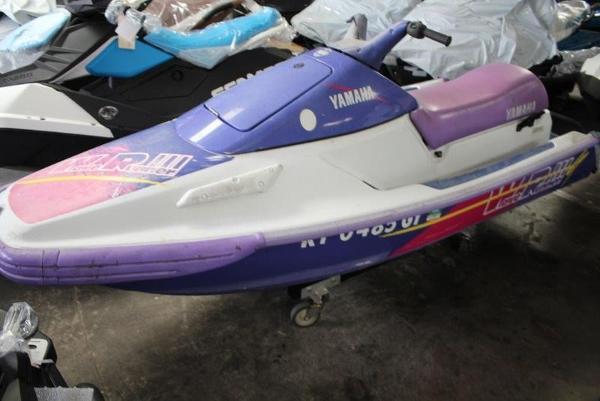 Yamaha Boats Waverunner III