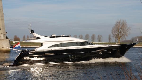 Van der Heijden Yachts Superior 2400 Cruising