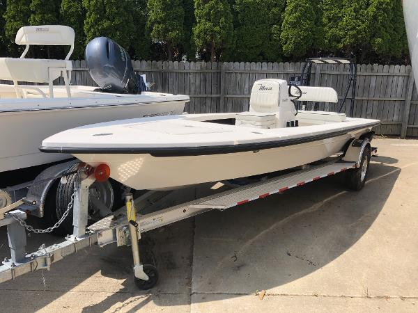 Maverick Boat Co. 18 Mirage HPX-V