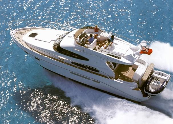 Sealine T47 Manufacturer Provided Image: T47 Motor Yacht