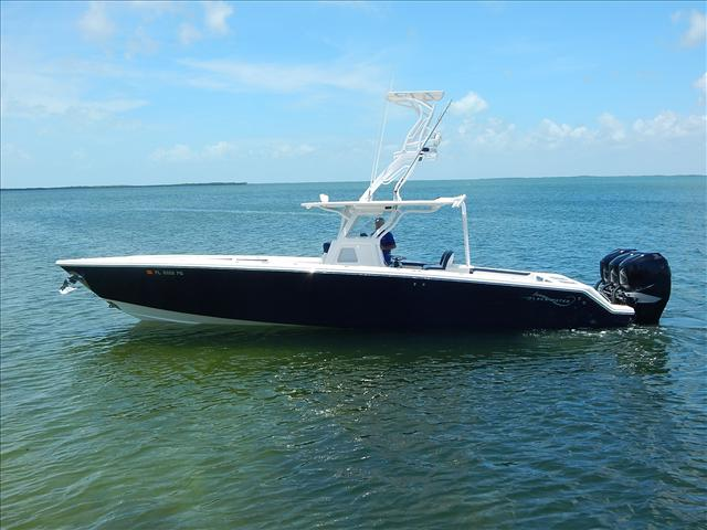 Blackwater Boats Sport Fish