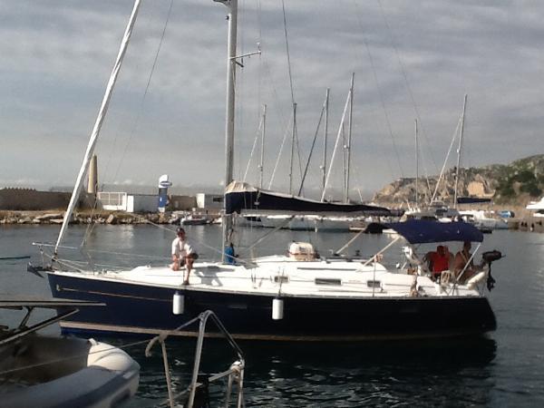 Beneteau Oceanis Clipper 343 Oceanis 343 Clipper - AYC Yachtbroker