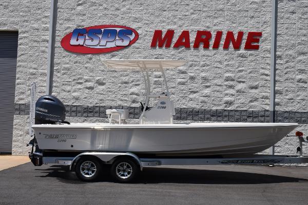 Pathfinder 2200 TRS 2019 Pathfinder 2200 TRS Bay Boat
