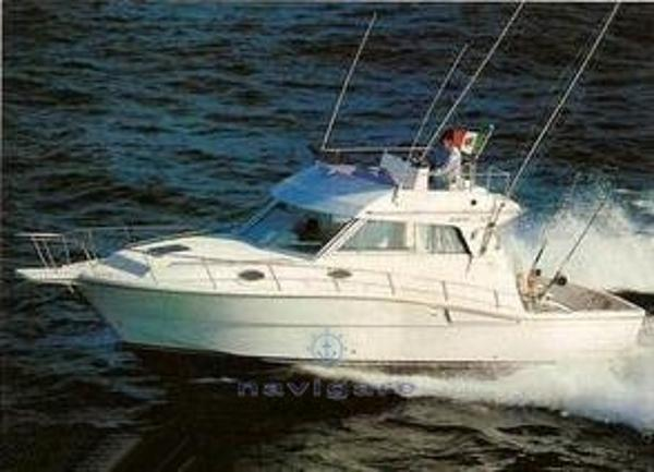 Ferretti Yachts 34 FISH Image #1