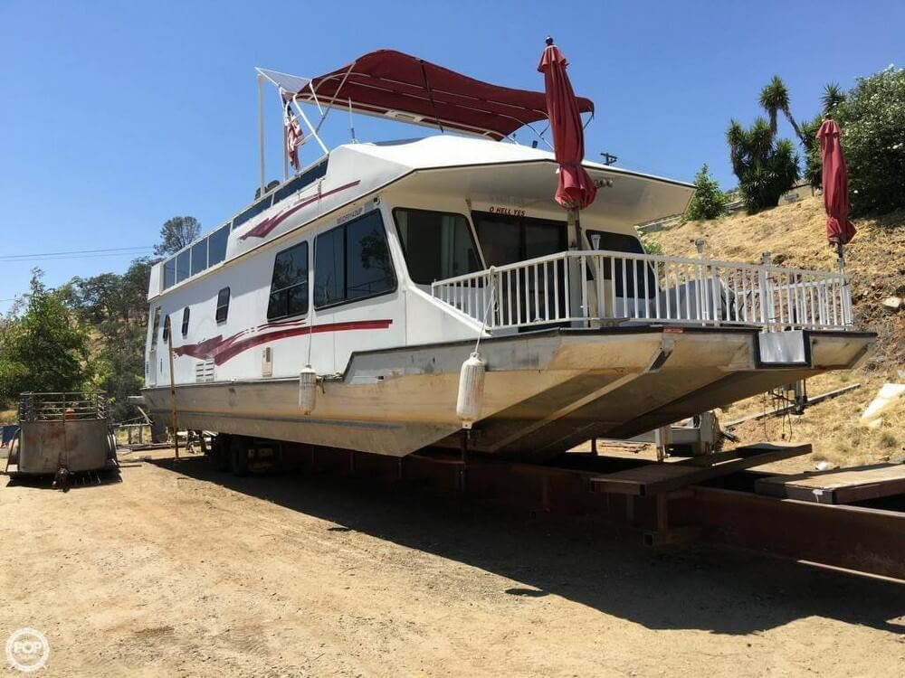 FUN COUNTRY MARINE IND INC 14 x 70 1998 Fun Country 70 for sale in Sanger, CA