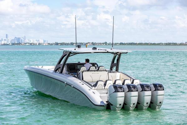 Midnight Express 43 Open Center Console