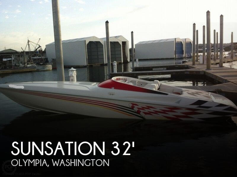 Sunsation 32 Dominator 2001 Sunsation 32 Dominator for sale in Olympia, WA