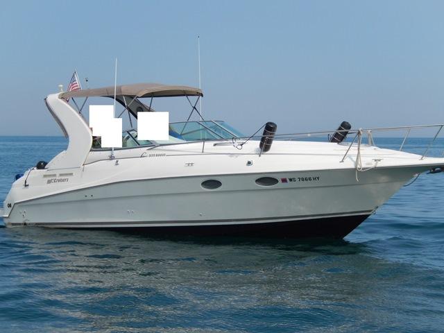 Cruisers Rogue 3175