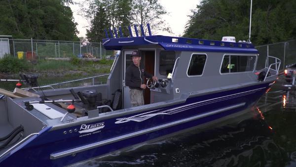 Rh Boats 30 Sea Hawk Offshore XL