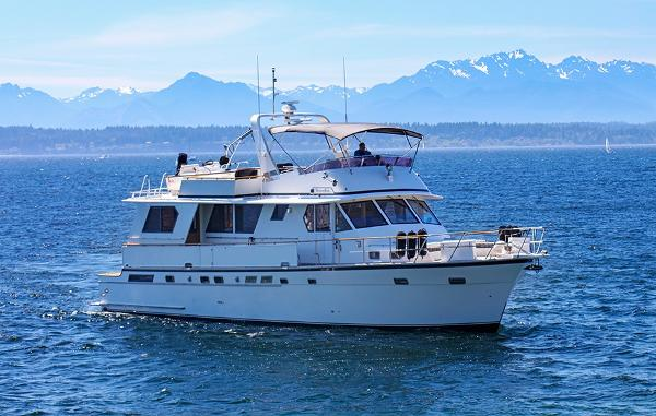 Sea Ranger Pilothouse CPMY Venture Sum Starboard Profile
