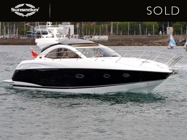 Sunseeker Portofino 48 Main Image