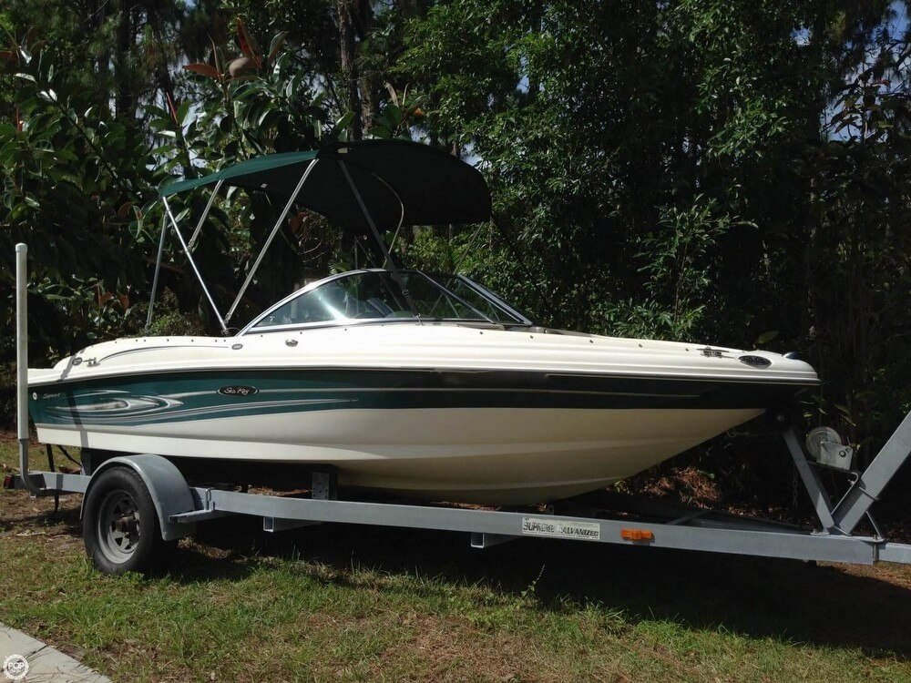 Sea Ray 180 Sport 2004 Sea Ray 180 Sport for sale in Englewood, FL