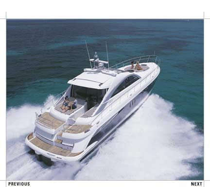 Fairline Targa 62 Photo 1