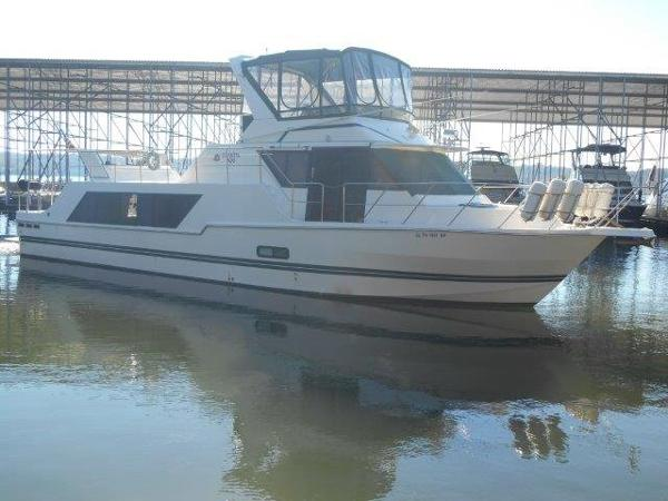 Harbor Master 52 Coastal Profile