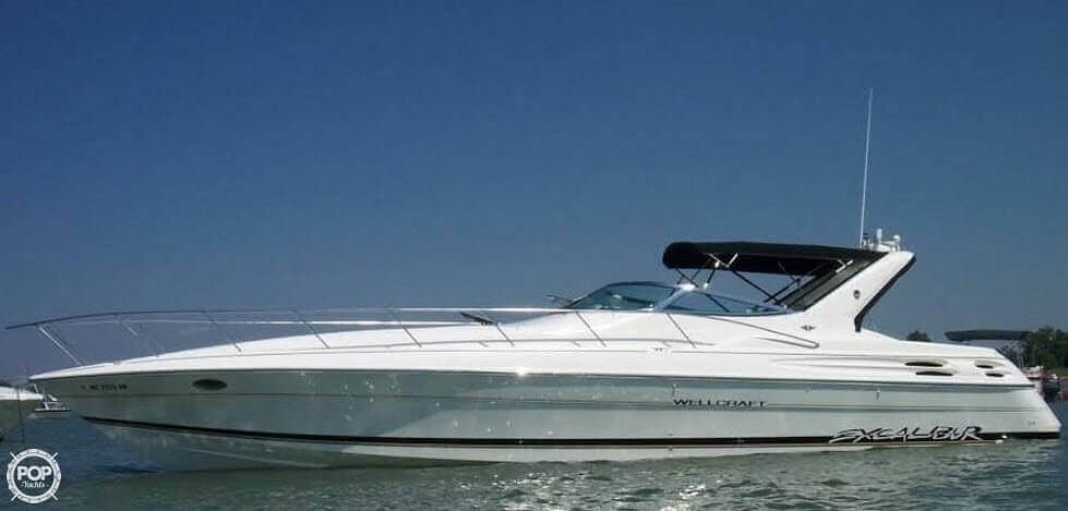 Wellcraft Excalibur 45 1996 Excalibur 45 for sale in Brighton, MI