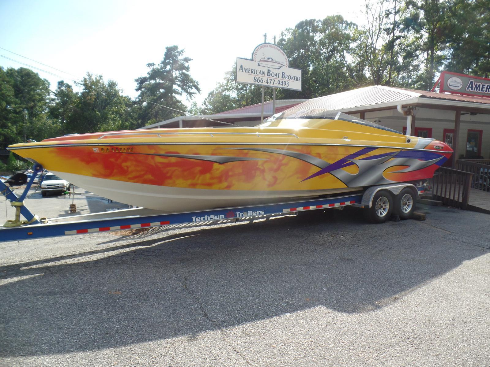 Velocity Powerboats 322