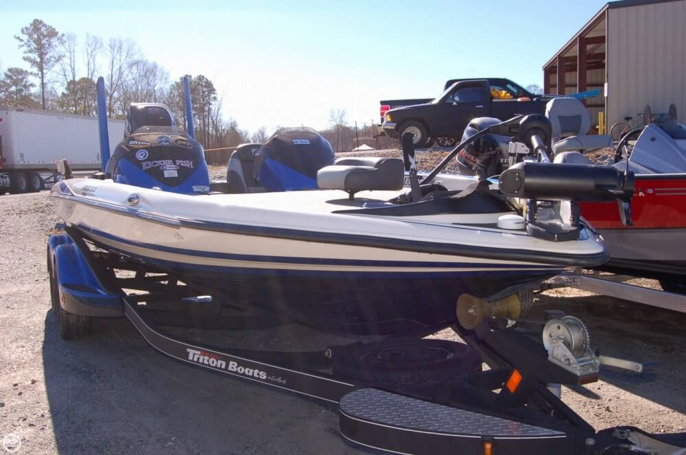 Triton Tr21x Hp 2015 Triton 21 for sale in Millbrook, AL