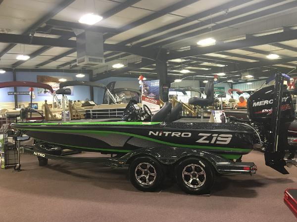 Nitro Z19 Z-PRO High Performance Package