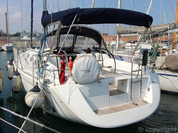 Dufour DUFOUR 365 Abayachting Dufour 365 1