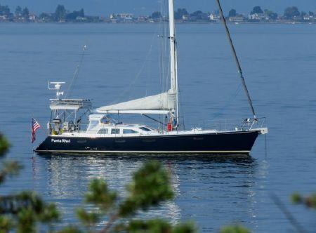 2000 Able Apogee Raised Salon, Bainbridge Island Washington - boats com