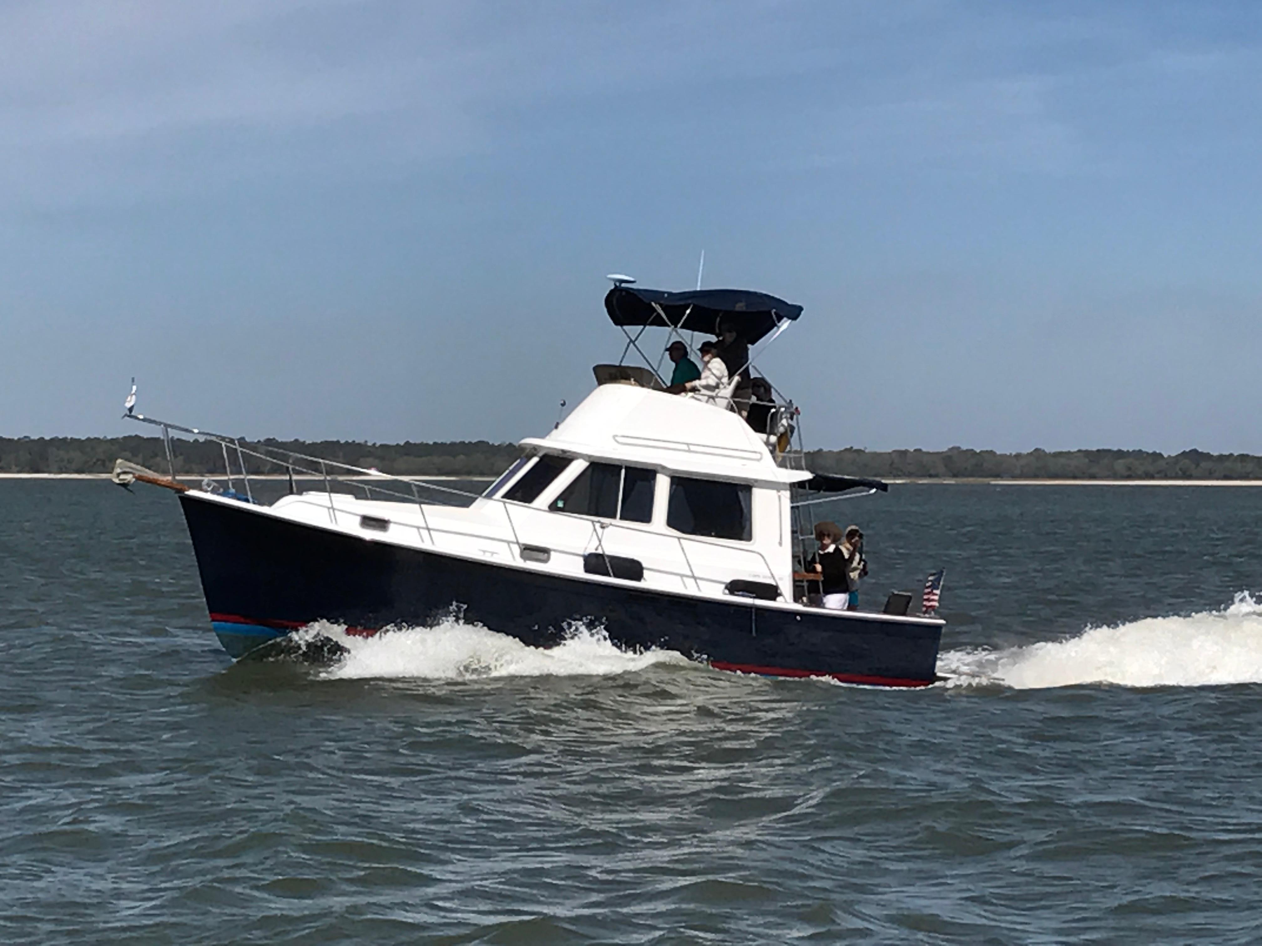Cape Dory 30 Power Yacht
