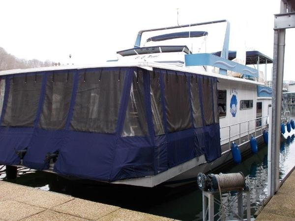 Sumerset 15 x 63 Houseboat