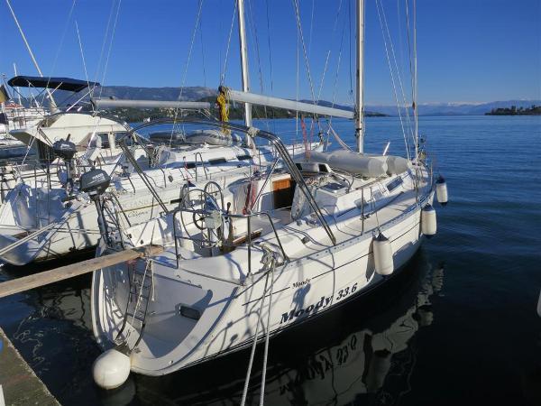 Moody 336 Moody 33.6 - Sailboat