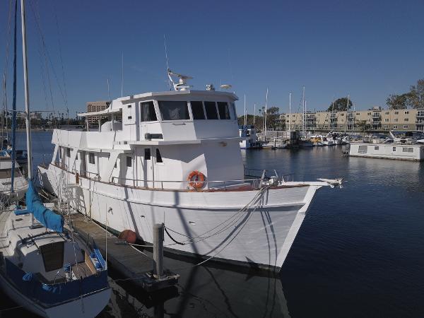 BELLAMY Excursion Trawler