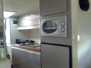 Offshore Cruiser 46 - Galley