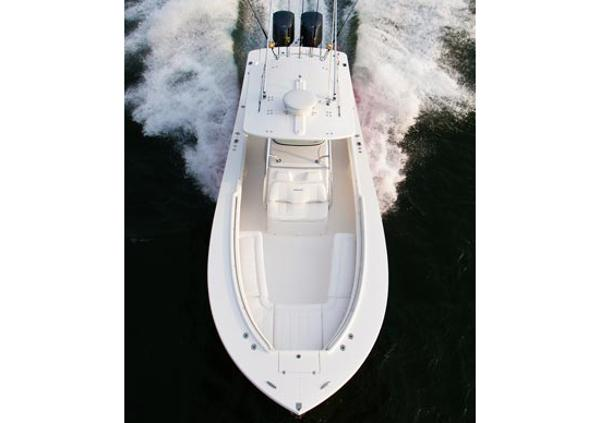 "Regulator ""34 Center Console"" Manufacturer Provided Image"