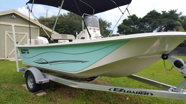 Carolina Skiff 178 DLV Carolina Skiff 178 DLV