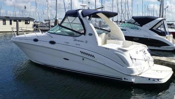 Sea Ray 315 DA Sundancer Sea Ray 315 DA Sundancer
