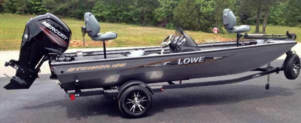Lowe Stinger 195