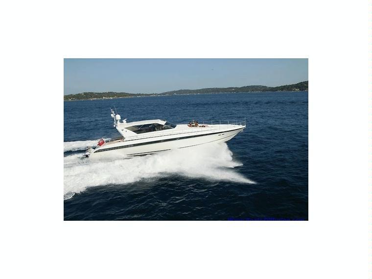 Leopard Yachts CN ARNO LEOPARD 23 OPEN LT22937