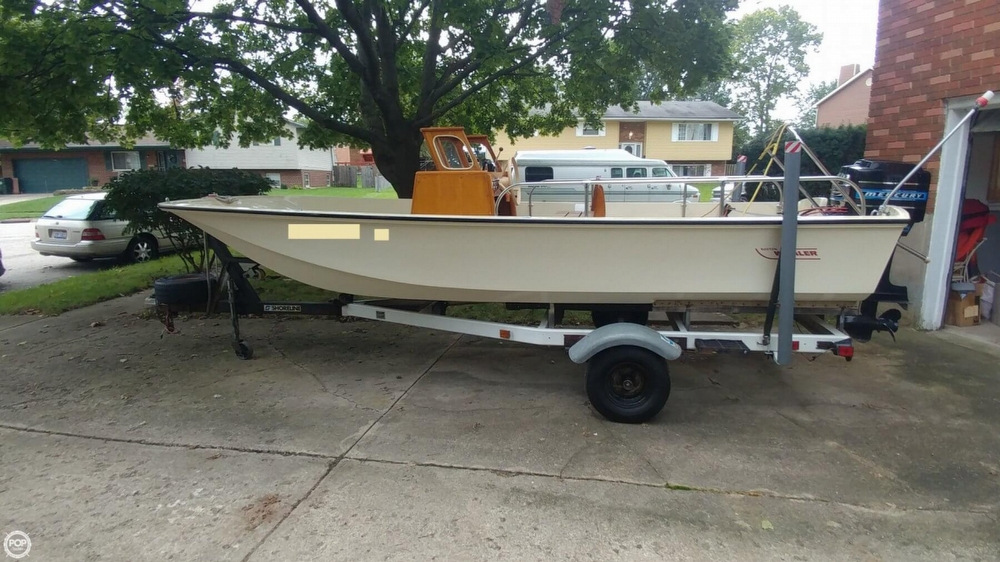 Boston Whaler Nauset 1973 Boston Whaler Nauset for sale in Miamisburg, OH