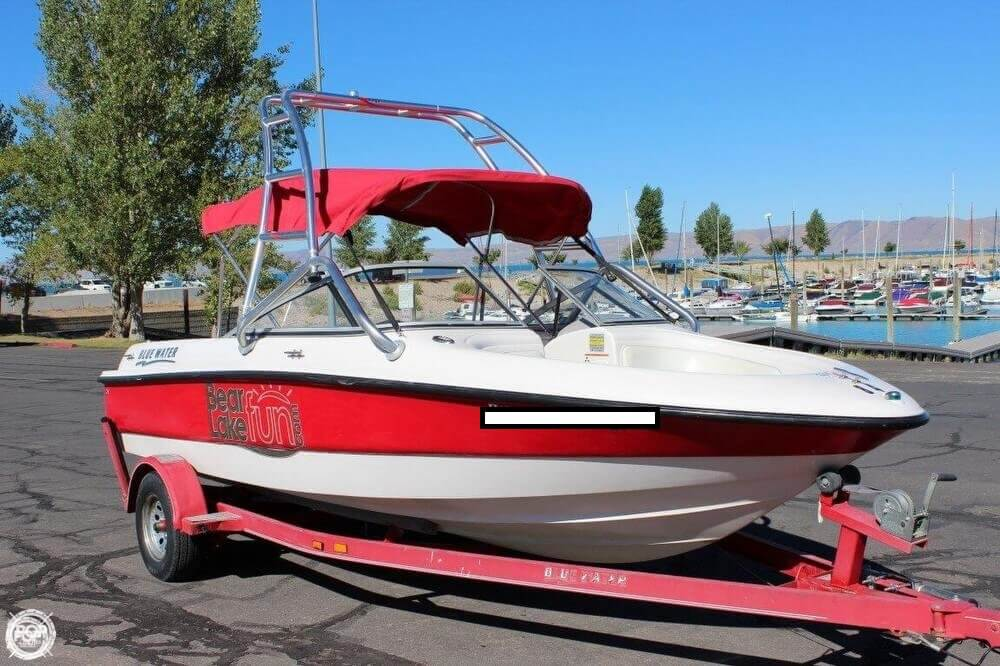 Blue Water Boats Breeze BR 18 2008 Blue Water Breeze BR 18 for sale in Garden City, UT