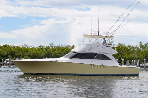Viking 52 Convertible Double Eagle Profile