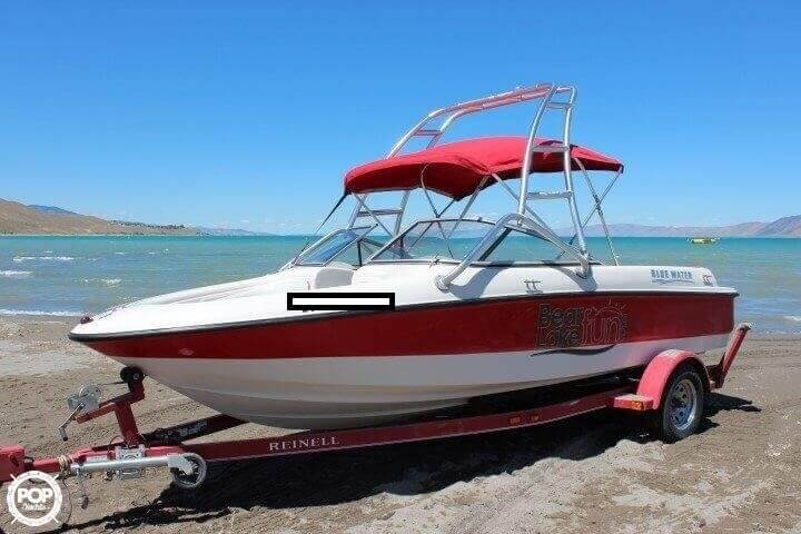 Blue Water Boats Breeze BR 18 2007 Blue Water Breeze BR 18 for sale in Garden City, UT