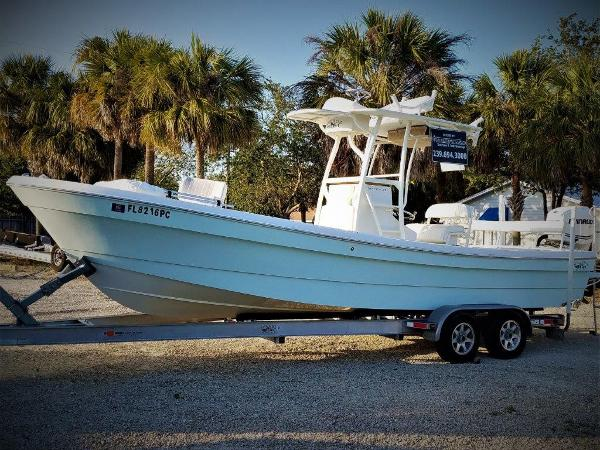 Andros Boatworks Tarpon 26 Center Console Main