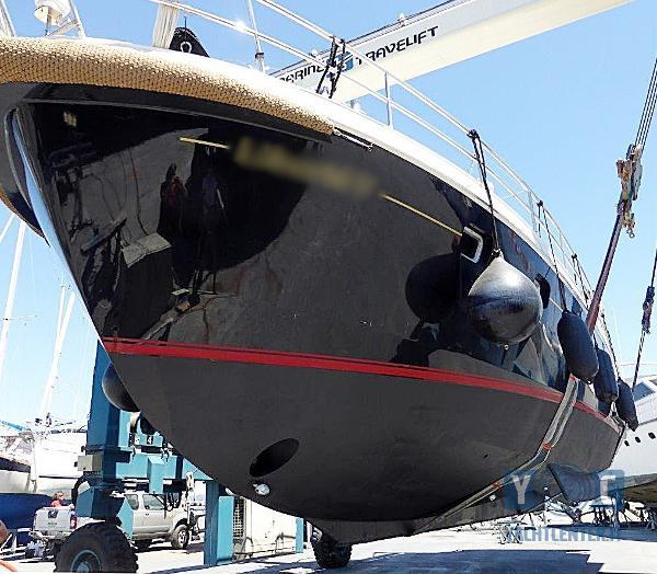 Aquanaut Trawler Aciaio 1500 Appunti31