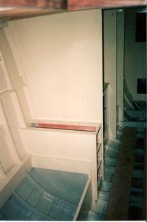 bunk & cabinet